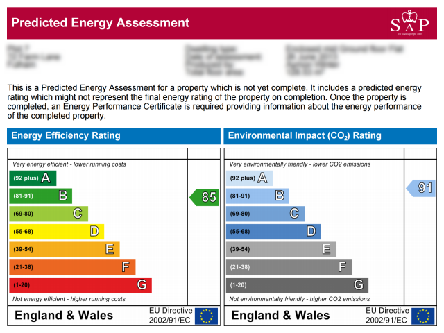 PEA (Predicated Energy Assessment) (icon)