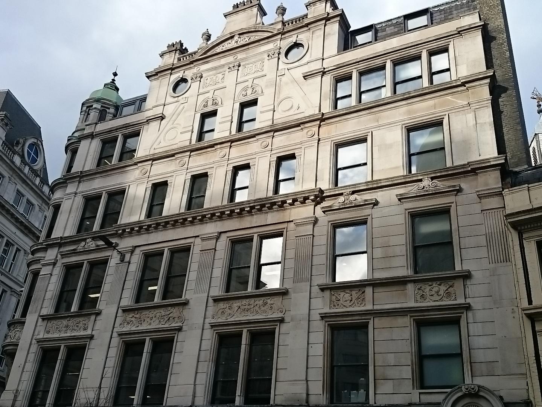 1, Gresham Street, London. EC2V 7BX (photograph)